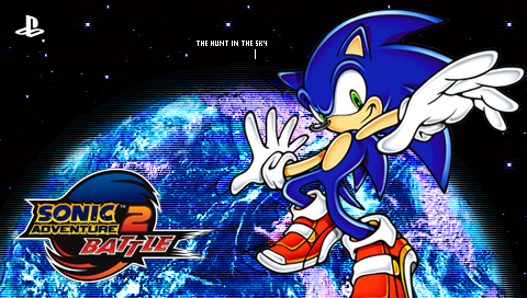 PSP: Sonic Adventure 2 Battle by Blackan
