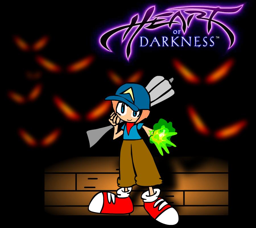 Heart of Darkness by Blackan on DeviantArt