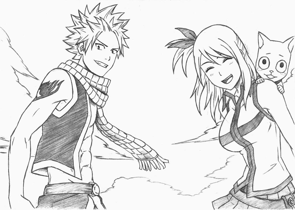 Fairy Tail by manzr