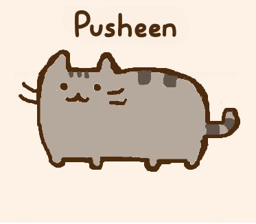 Pusheen by Pinkie-Mustache