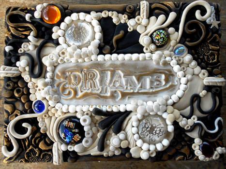 Polymer Clay Box of Dreams