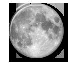 Moon Pin  Button ( Spilletta ) by Usagichan-odango