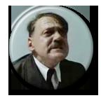 Hitler: Fegelein! Fegelein, Fegelein! Pin Button by Usagichan-odango
