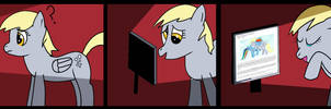 The Fight for Derpy by sehtkmet