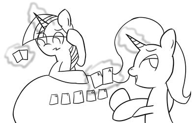 ATG8- A Pony Winning
