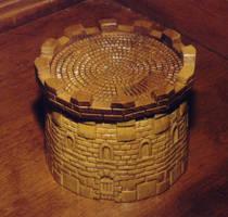 Castle Box by TalyrasMirror
