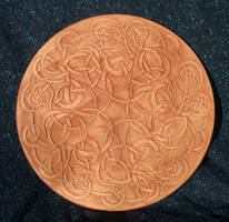 AutoCad Celtic Circle by TalyrasMirror