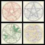 Elemental Pentacles