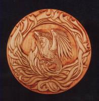 Phoenix Circle by TalyrasMirror