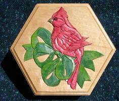 Cardinal box by TalyrasMirror