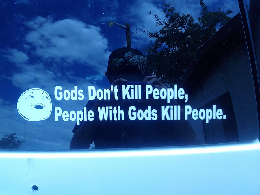 Gods Meme Sticker by JeffTheHusky