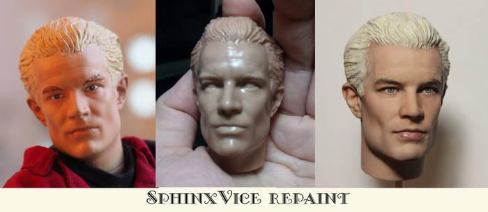 SphinxVice repaint Spike