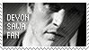 Devon Sawa Fan Stamp by wildflower4etrnty