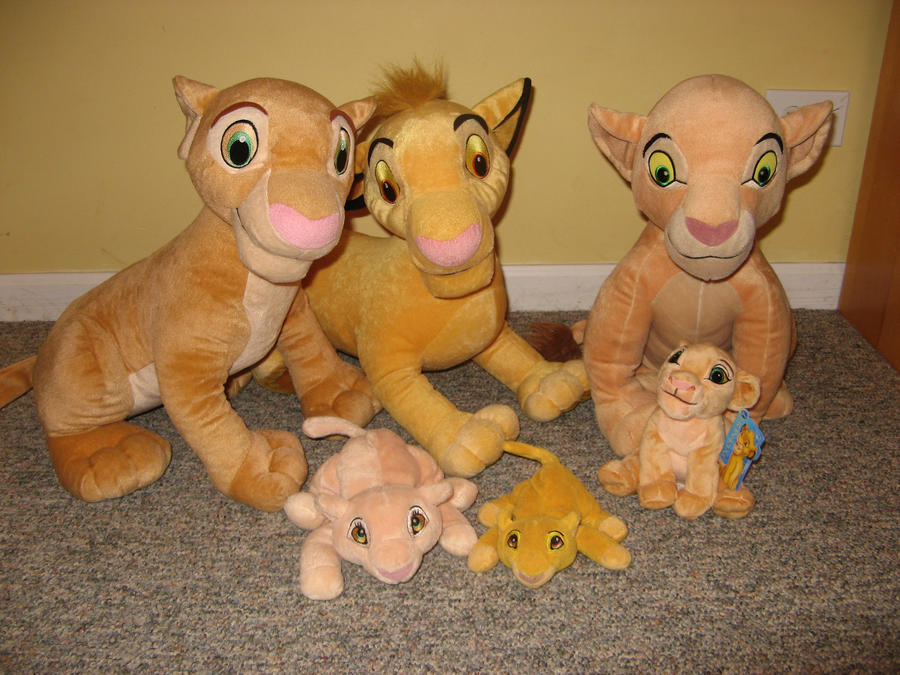 Lion King Collection Part 1 :FOR SALE: by LeaveItToVi