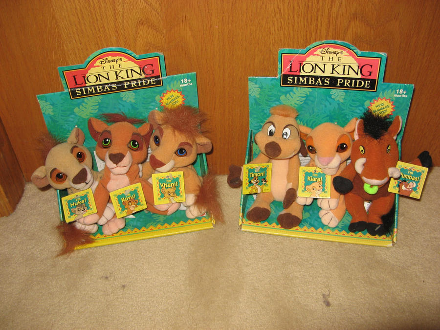 Lion King Collection Part 3 :Sale: by LeaveItToVi