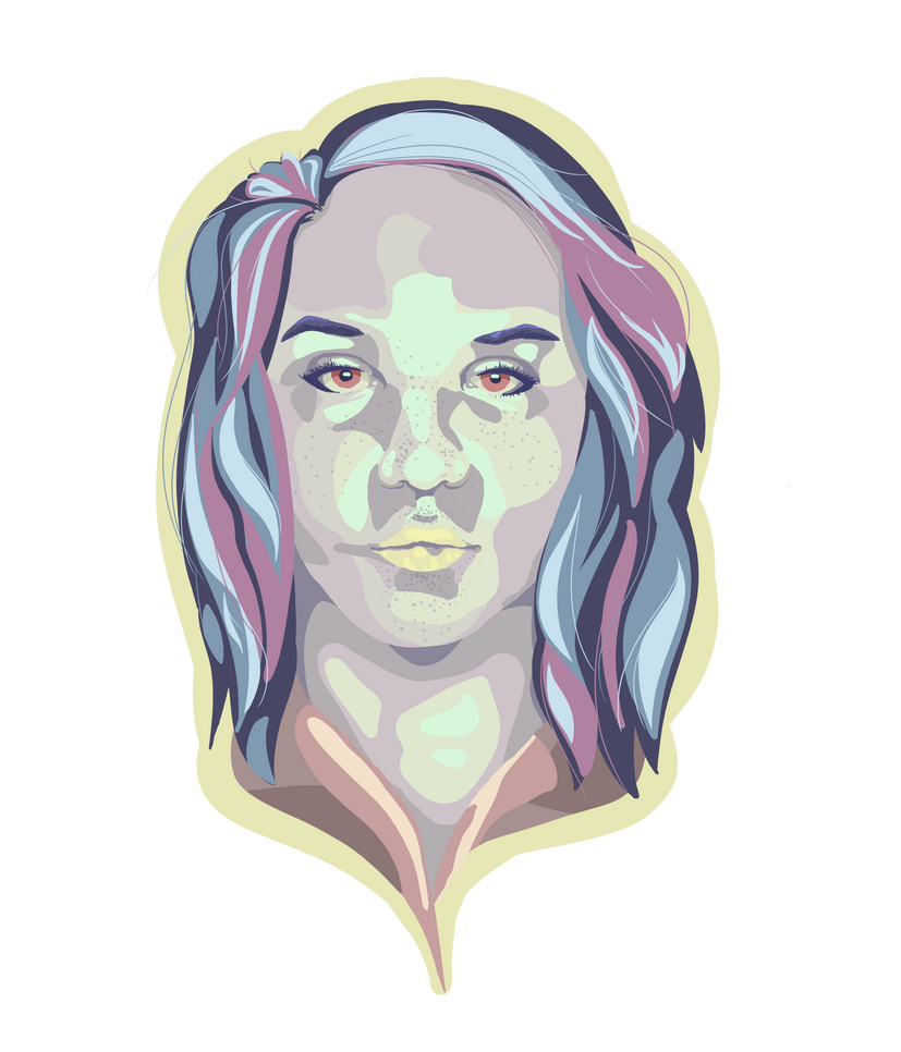Self Portrait by SecretlySkilled