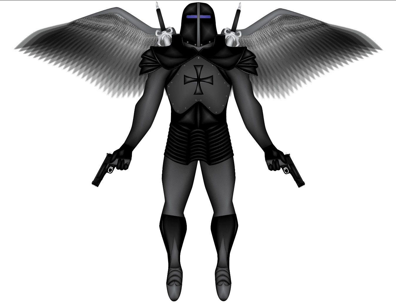 Advanced Portal Assassin by Nineteen-Angels