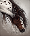 .: Commission - Akane :. by Fillynox