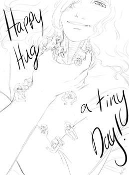 Hug Tinies Day