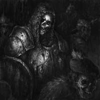 Darkest Dungeon. Undead in ruins. by FuryOn1989