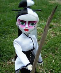 Geisha Warrior