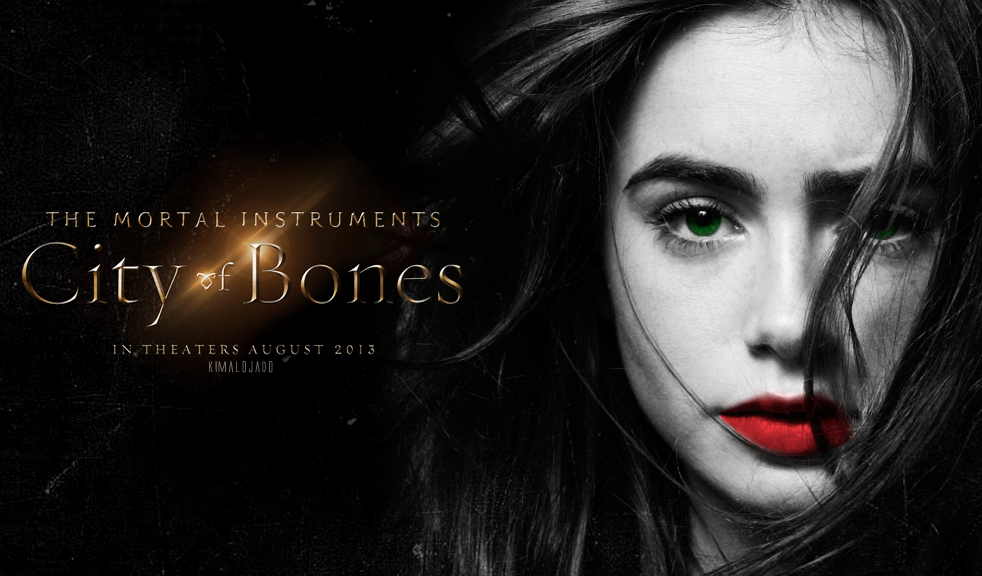 Clary Fray: City Of Bones Movie Fanart Poster By ...