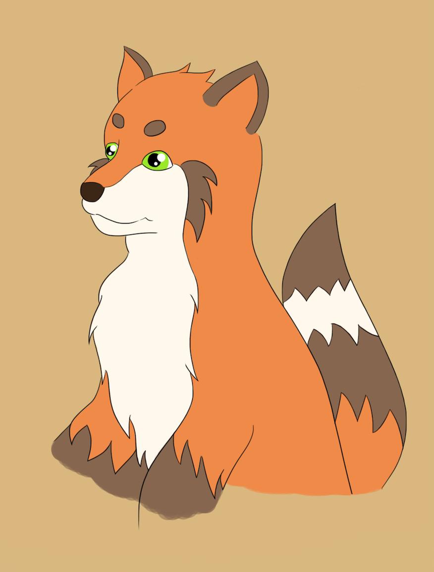 Fox by liliannea