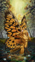 Butterfox by Tinselfire
