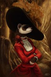 Victorian Ferret