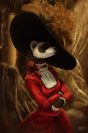 Victorian Ferret by Tinselfire