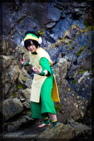 Toph - Come at me by Weatherstone