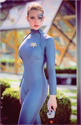 Seven of Nine 3 by Weatherstone