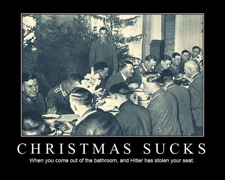 Christmas Sucks by amber-firetongue