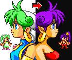 Shantae and Asha Icon
