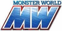 Monster World HD Logo