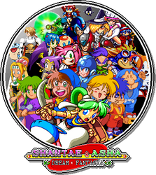 Shantae and Asha: Playable Character Globe