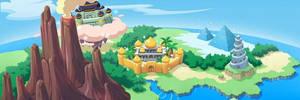 Monster World IV HD Map