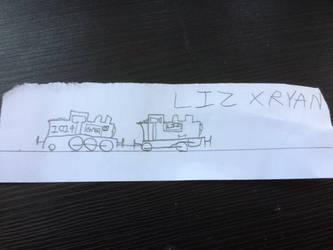 Liz X ryan by FUVISCOOL
