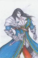 Castlevania Lords of shadow Trevor Belmont by Rubens77belmont