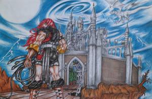 Castlevania Chronicles: simons revenge by Rubens77belmont