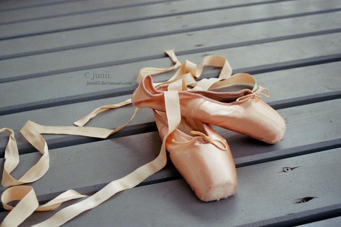 ballerina. by Juniii3