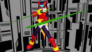 MMD - Zero Recoil Rod by SuperDevildash