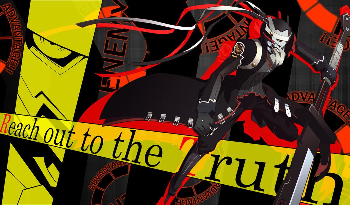 Pursuing the Truth: Izanagi by Ark-iTek