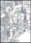City Landscape by Beneke
