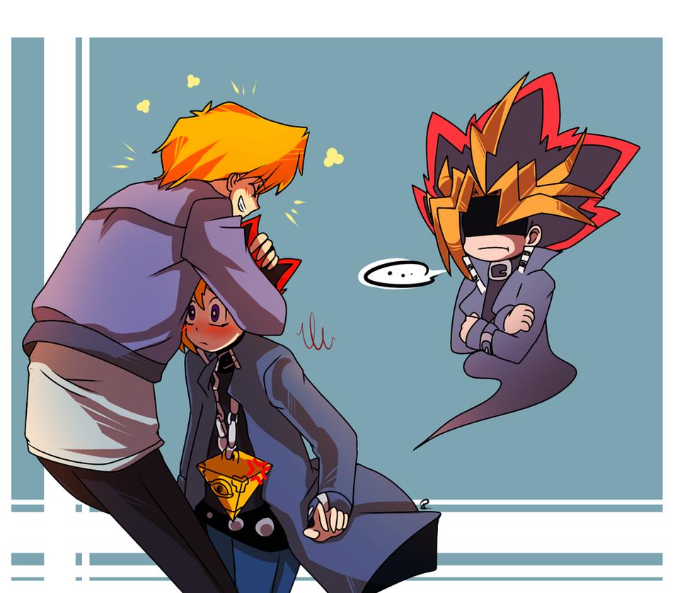 Hugsieeee ya shortie by Ren-Rin