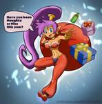 Shantae (Naughty or Nice)