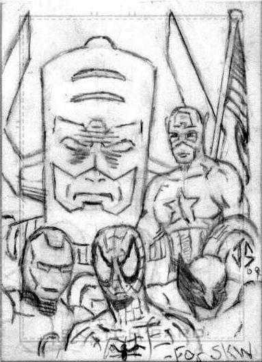 PSC: ComicsForCure 2010 - 3 by JasonShoemaker