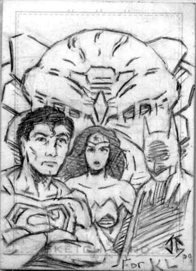 PSC: ComicsForCure 2010 - 1 by JasonShoemaker