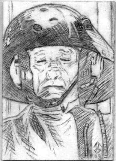 PSC: Death Squad Commander by JasonShoemaker