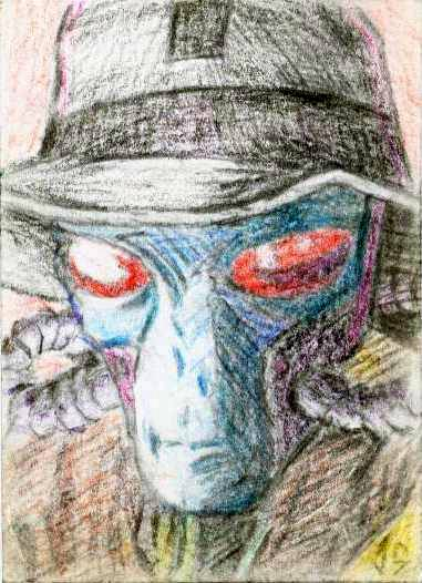 PSC: Cad Bane Ver. 2 by JasonShoemaker